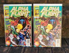 Alpha Flight #16 First Cameo appearance of Big Hero 6!