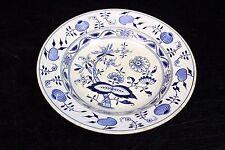 Antiker Keramik Suppenteller VILLEROY & BOCH Dresden Zwiebelmuster Teller