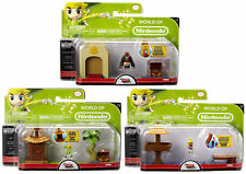 World of Nintendo Zelda: The Wind Waker Micro Land Pack 3 Tetra-Link.Ganondorf