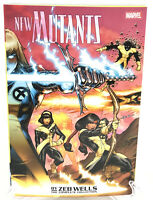 New Mutants by Zeb Wells Complete Collection Marvel Comics TPB NEW Paperback