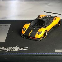 1/43 Peako Pagani Zonda Cinque Orange Ltd 30 pcs Special for SPS event 2011