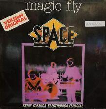 "SPACE - MAGIC FLY SERIE COSMICA ELECTRONICA ESPACIAL LP 12"" SPAIN 1977 GOOD COND"