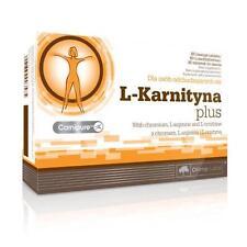 OLIMP L-Carnitine Plus - 80 tablets OLIMP L-KARNITYNA Plus - 80 tabletek