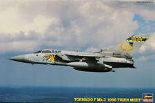Hasegawa 1:72 Tornado F Mk.3 1998 Tiger Meet Plastic Aircraft Kit #K150 #04450