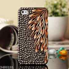 So beautiful 3D crystal feather bling Cover Case For Various Mobile Phones