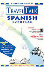 TravelTalk Spanish: European by Penton Overseas Inc (Mixed media product, 1998)