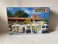 Faller 363 Autowaschanlage, Spur H0, Neu & OVP