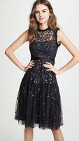 Needle & Thread Clover Gloss Dress UK Size 10 RRP£334