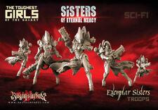 Raging Heroes Exemplar Sisters - TROOPS (SoEM - SF)