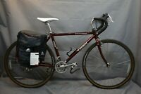 1995 Trek 7600 Multitrack Touring Road Bike Small 48cm Shimano CX400 USA Charity