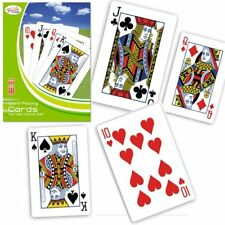 A3 Giant Jumbo Big Playing Cards Deck Family Party Game Outdoor Garden BBQ Magic