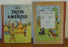 TINTIN   EN AMERIQUE     B20  1957    JAN20