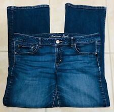 American Eagle Favorite Boyfriend Stretch Plus Size Blue Jeans Size 18