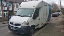 Vauxhall Movano low loader box van similar Renault master Luton horse motorhome