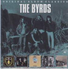 The Byrds / Sweatheart of Rodeo, Ballad Easy Rider, Byrdmaniax u.a. (5 CDs,NEW)