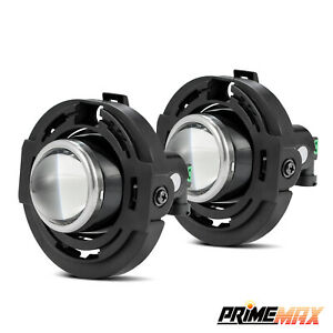 For 2011-2016 Chrysler 200 Replacement Projector lens Fog Light W/wiring Kit