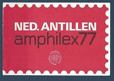 """NETHERLANDS ANTILLES B146 -MNH - 1977-WITH PRESENTATION COVER  """"PHILATELIC EXPO"""""""