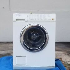 Miele W1203 ,  60 HZ Front Loading Washer ,  15 Amps/240 Volts , White