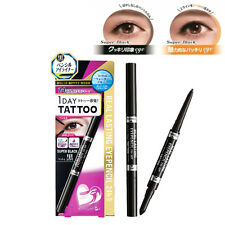 Japan K-Palette 1 Day Tatoo Real Lasting Eyeliner Pencil 24hr WP SUPERBLACK F362