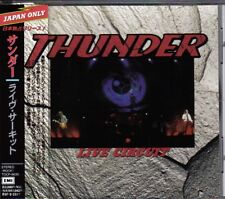 THUNDER/Live Circuit * NEW CD * NUOVO