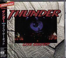 THUNDER / LIVE CIRCUIT * NEW CD * NEU