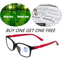Gafas graduadas Gafas de lectura Anteojos + 1,00 ~ + 4.0 dioptrías Glasses nuevo