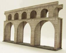 ROMAN AQUEDUCT (Streets &Gangs of Rome) - 28mm - ASSEMBLED MDF & HIGHLY PAINTED