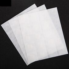3 Sheet Strong Double Side Adhesive Tape Glue Pad 15MM Round Clear Transparent