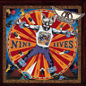 "Aerosmith : Nine Lives VINYL 12"" Album 2 discs (2019) ***NEW*** Amazing Value"