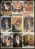 "Anthony Davis ""AD""Los Angeles Lakers Panini Prizm Optic Lot (9) 🔥📈 Pelicans"