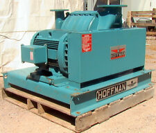 30hp Hoffman Multistage Cast Centrifugal Blower Exhauster 4106C ~1000 cfm ~9 psi