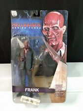 Hellraiser Series Three Frank Action Figure NECA Reel Toys In Box