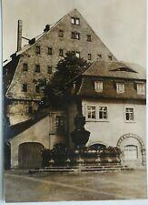 AK   Zittau - Marstall mit Stadtschmiede und Samariter-Brunnen 1961