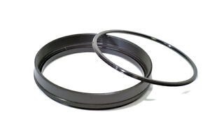 Metal Rotating Filter Ring and Retainer 58mm rotating filter Mount