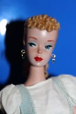 Vintage Barbie Ponytail # 4 with Air Brushed Face