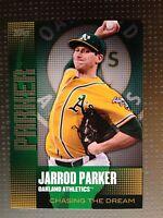 2013 Topps Series 1 Chasing the Dream Insert Jarrod Parker Athletics CD-21