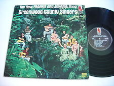 Greenwood County Singers The New Frankie and Johnnie Song 1964 Mono LP VG++