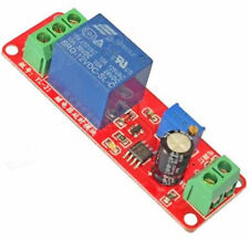 12V Delay Timer Switch Adjustable Relay Driver Module For Auto Home Projects