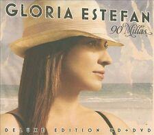 90 Millas [Digipak] by Gloria Estefan (CD, Sep-2007, SMG)