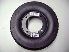 TAMBOUR de frein avant 4 trous diamètre 220mm Citroen 2CV DYANE MEHARI  -1532-