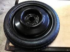 "2011 2012 2013 2014 2015 2016 CHEVY SPARK SPARE TIRE WHEEL DONUT 15"" SPACE SAVER"