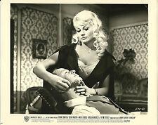 "Anita Ekberg Frank Sinatra Original Press Photo ""4 For Texas"""