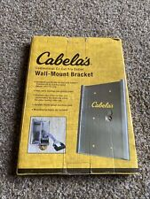 Cabelas Commercial Ez-Cut Fry Cutter Wall Mount Bracket- Preowned