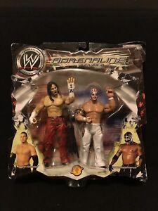 WWE Adrenaline Series 2 Matt Hardy & Rey Mysterio JAKKS Pacific