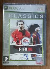 FIFA 08 EA Classics (XBOX 360) UK IMPORT