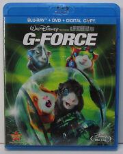 Disney's G-Force Blu-ray - no DVD or digital copy
