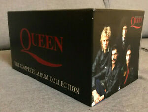 QUEEN - The Complete Album Collection - Parlophone Limited Edition Rare Box Set