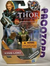 Thor The Mighty Avengers KING LOKI Marvel Studios Universe 3.75 Avengers Movie