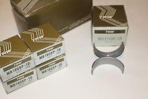 NOS TRW MS1808P-10 Main Bearing Set - Chevrolet 265, 283, 302, 327  1957-68