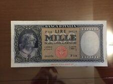 BANCONOTA LIRE 1000 ITALIA MEDUSA 20 3 1947 numismatica SABAUDA